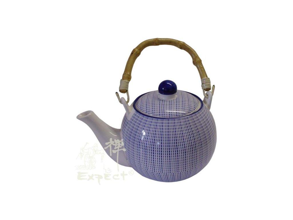 konvice na čaj čina Tokusa Blue 1150ml