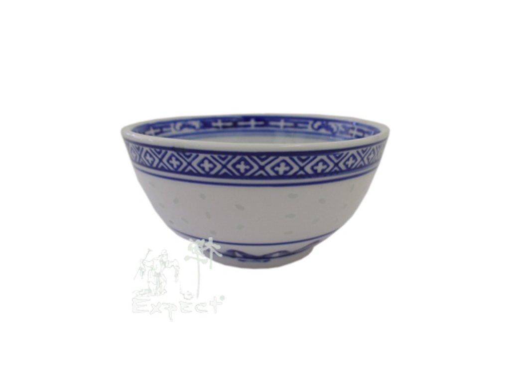 miska China porcelán Rice grain 11 cm