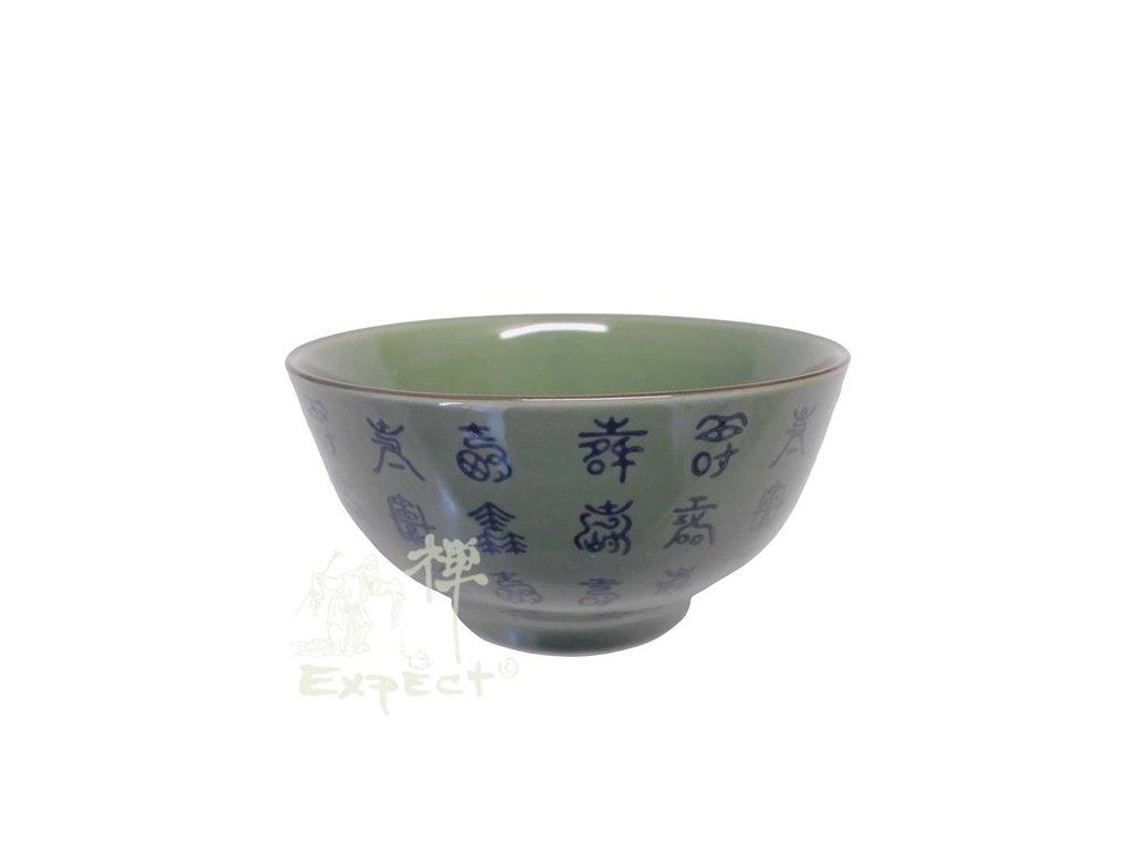 miska porcelán China Celadon 11,5cm