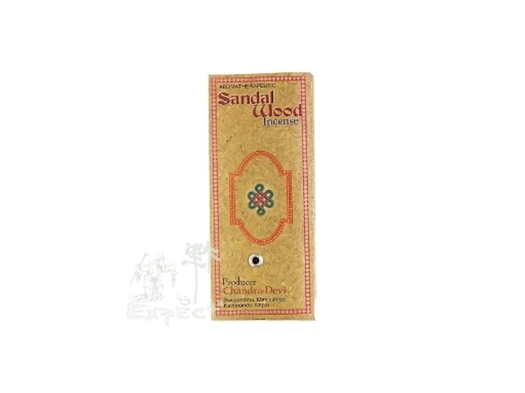 Nepal Tibetan Pure Sandalwood /obdelník
