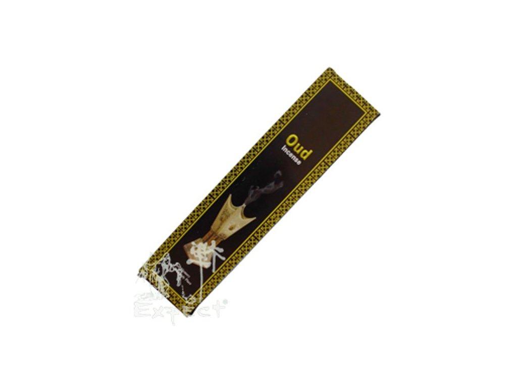 Indie Oud Incense/ krabička