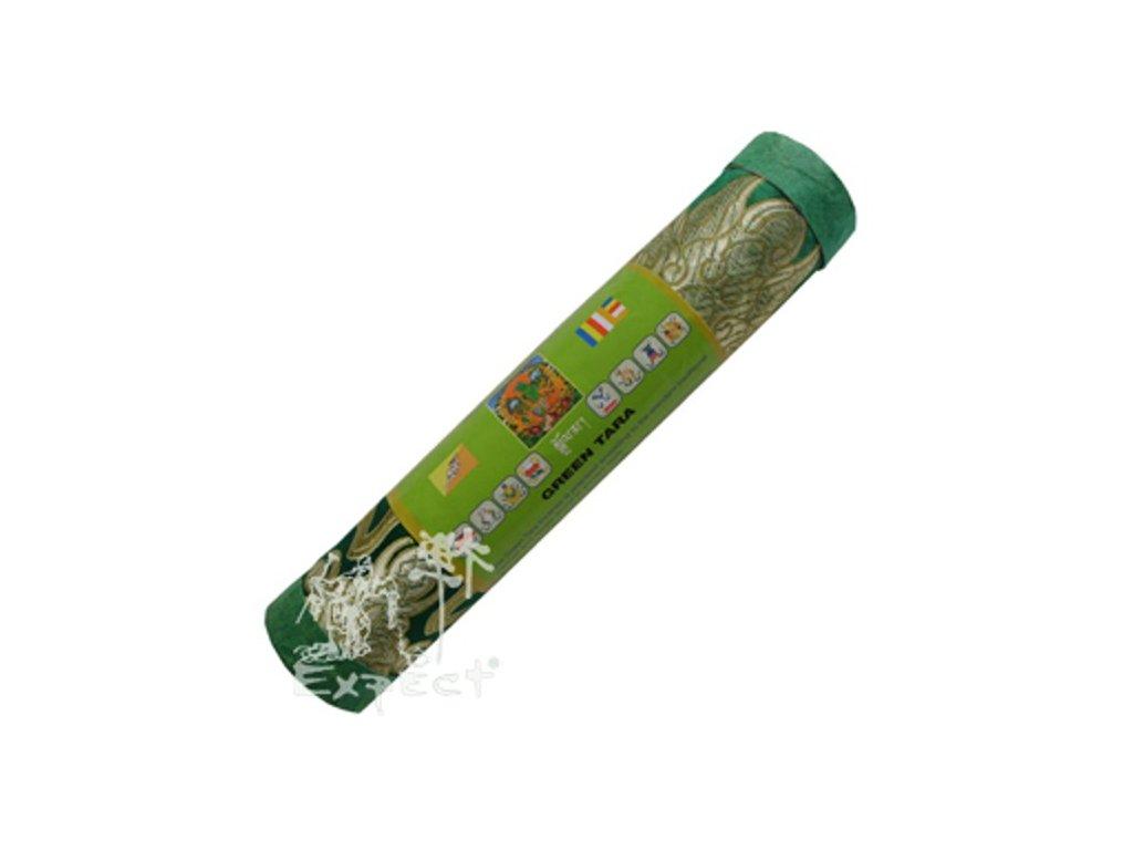 vonné tyče Bhutanese Green Tara