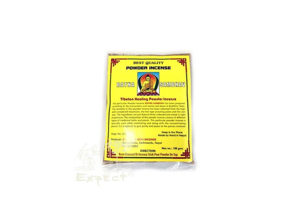 Tibetan Ratna Sam powder 100g