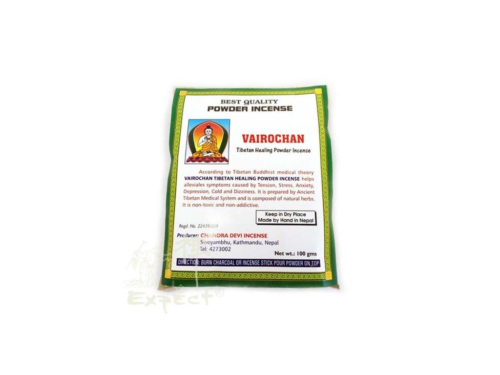 Tibetan Vairochan powder 100g