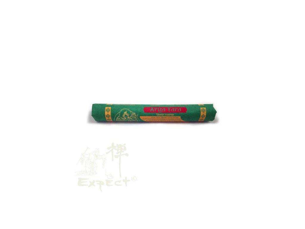 vonné tyče Tibetan Arya Tara