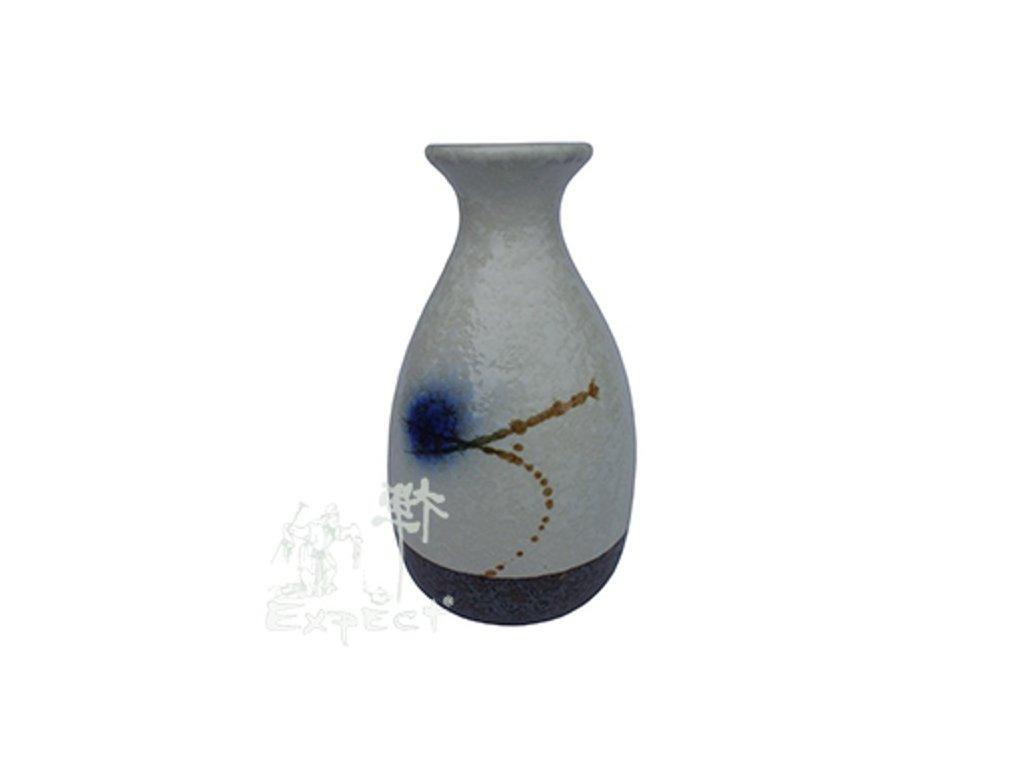 karafa saké China porcelán Ogawa 13,5cm