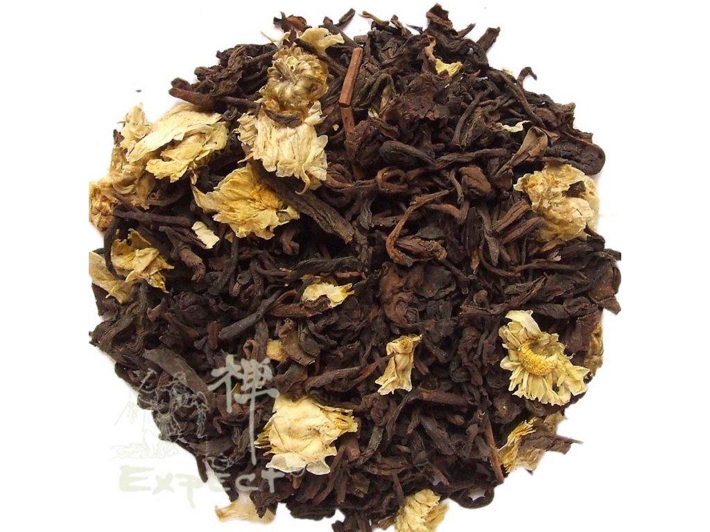Čaj Pu Erh Gook Po Cha_tmavý typ