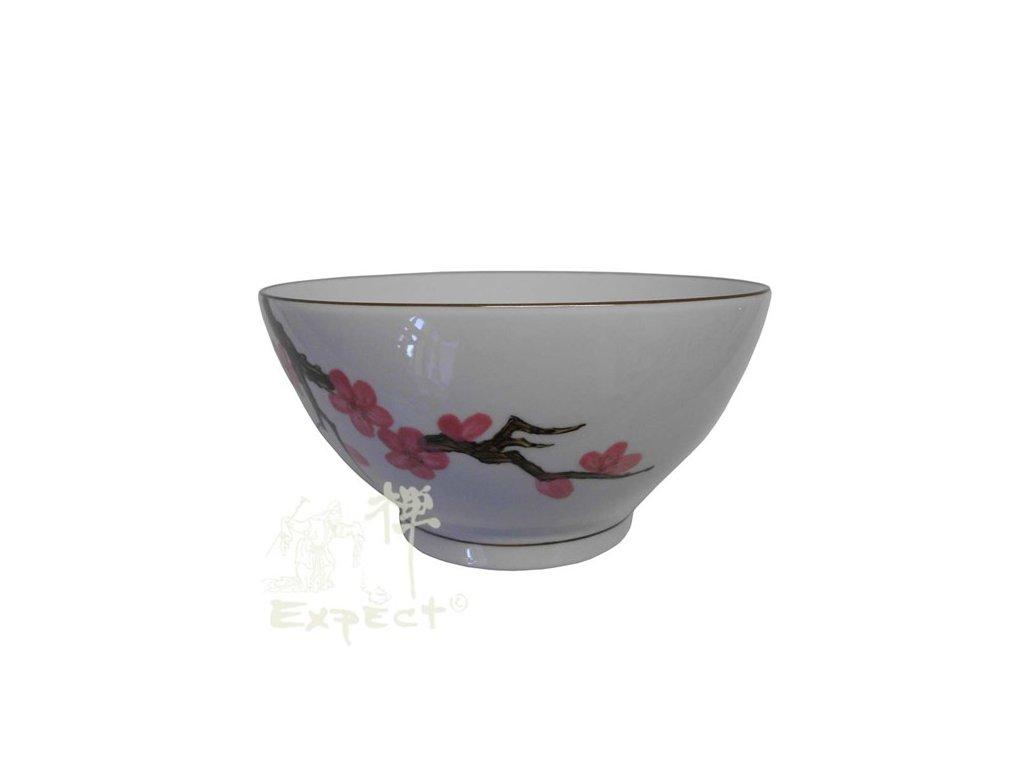 miska porcelán China Sakura 18x9cm