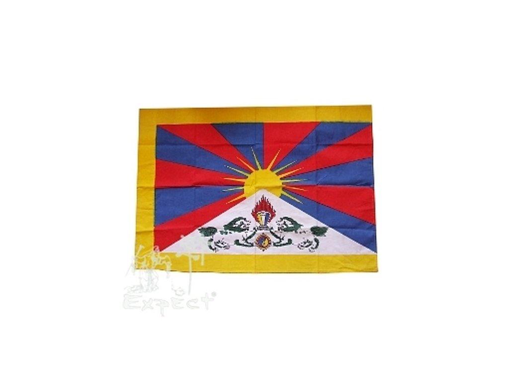 Tibetská vlajka 100x65cm