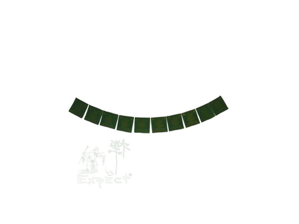 motlitební praporky Green Tara Prayer