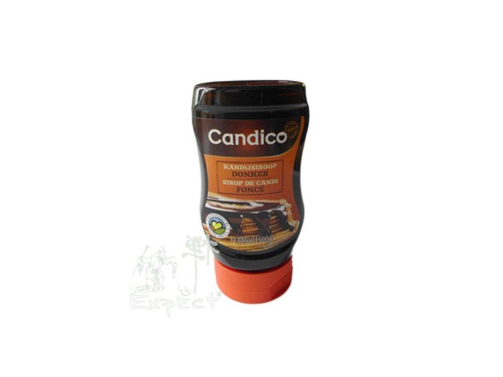 Candico sirup třtinový tmavý 285ml