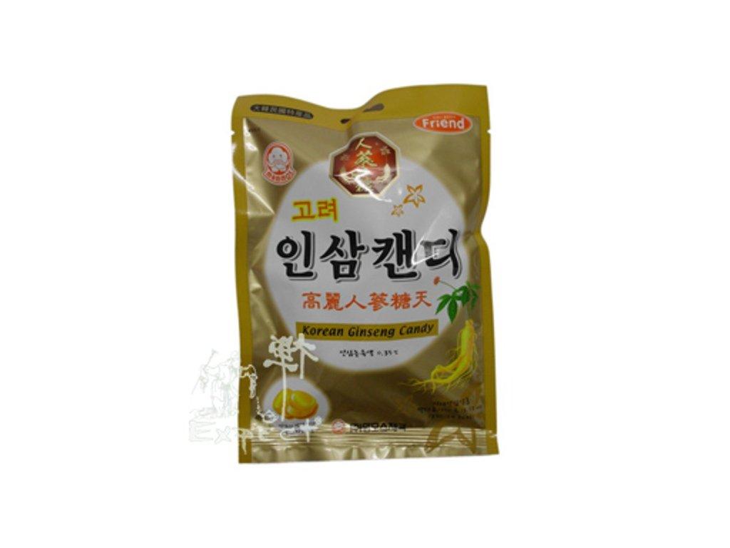 Bonbóny Korejský ženšen