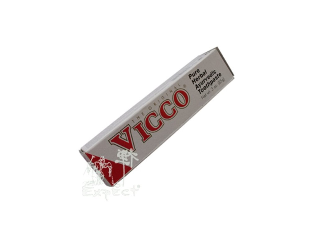 Ajurvédská bylinná zubní pasta VICCO 85g