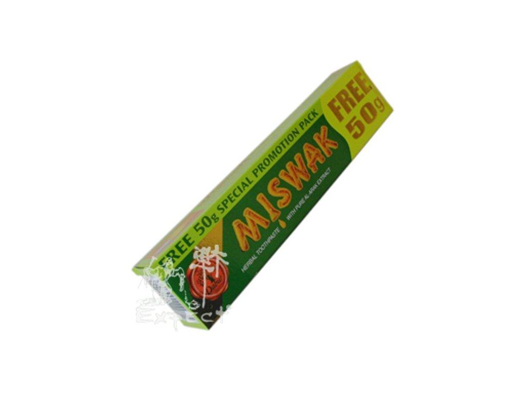 zubní pasta Miswak 120g+50g