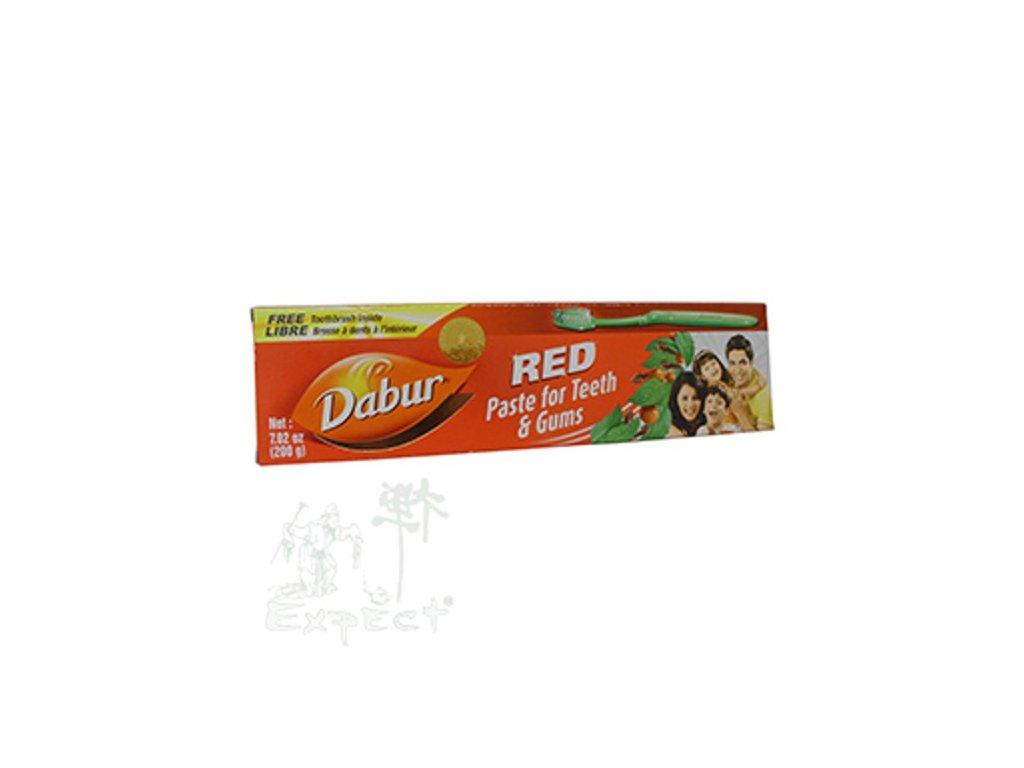 zubní pasta Dabur red /velká