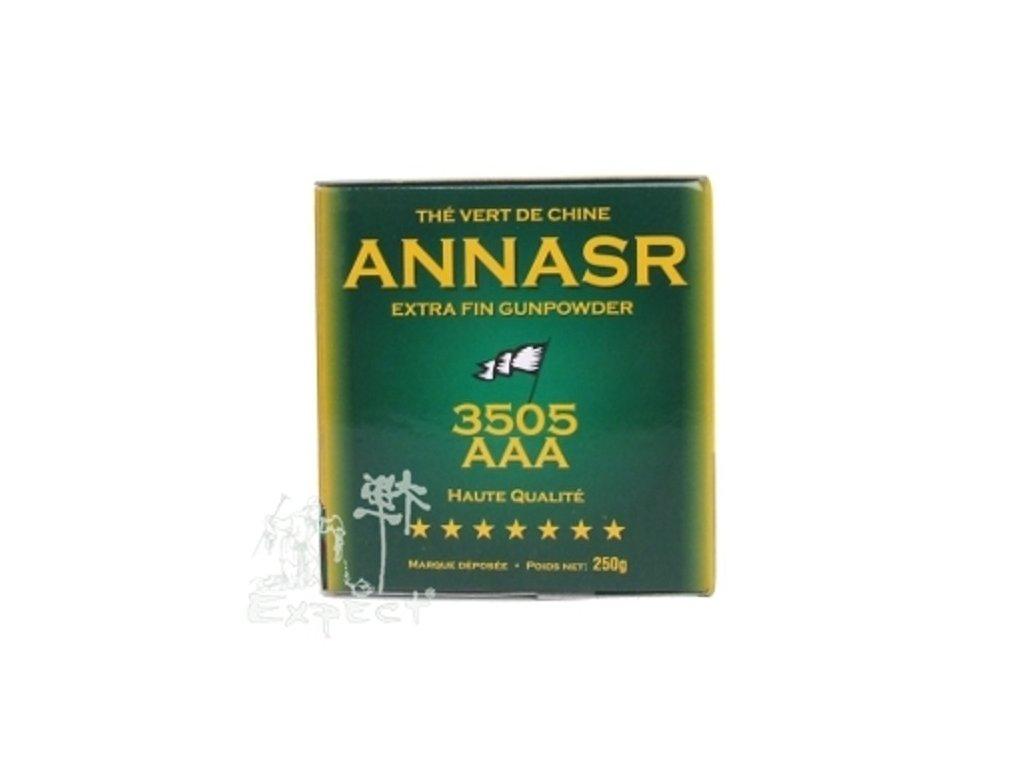Zelený čaj Gunpowder Annasr 3505 AAA 200g