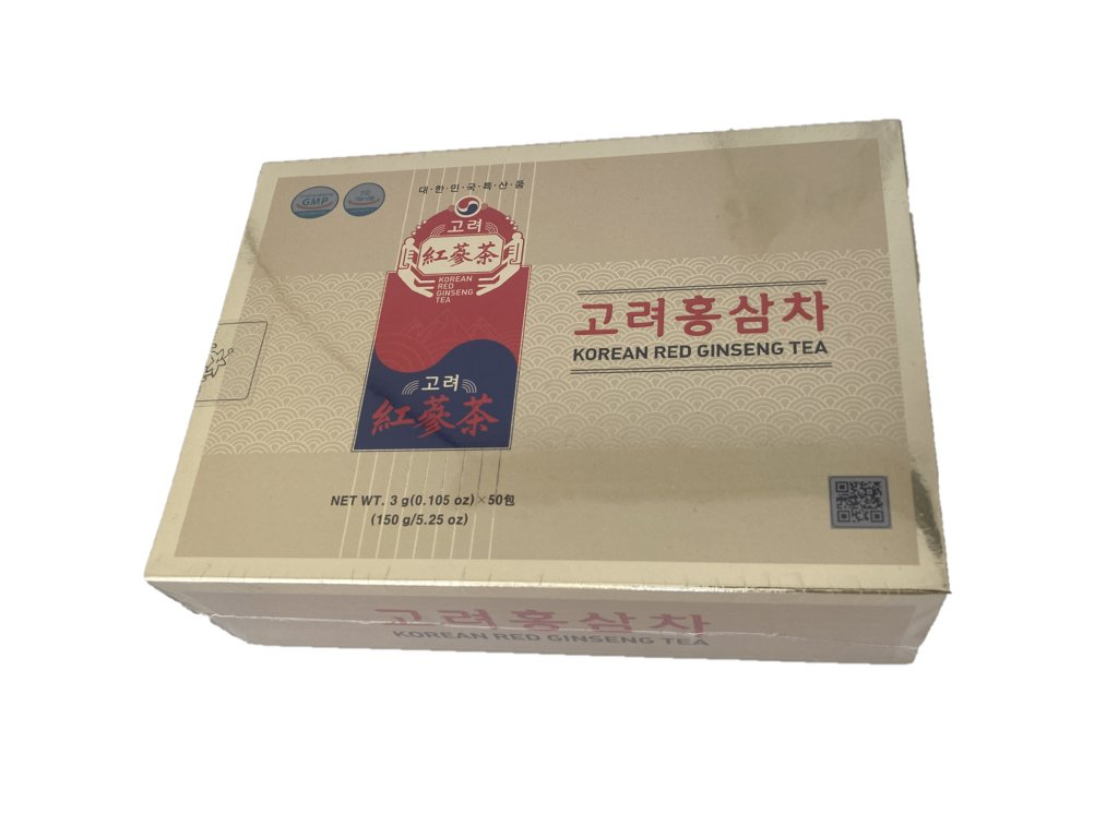 KOREAN GINSENG instant tea 50 x 3g