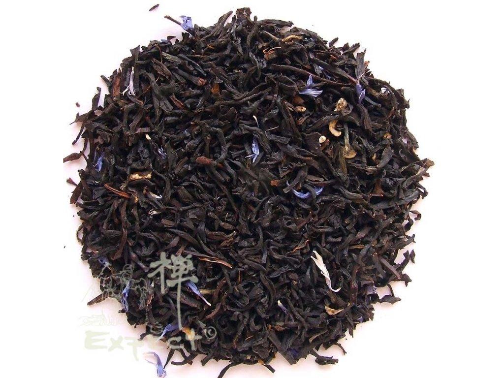 Aromatizovaný čaj Modrá hora black