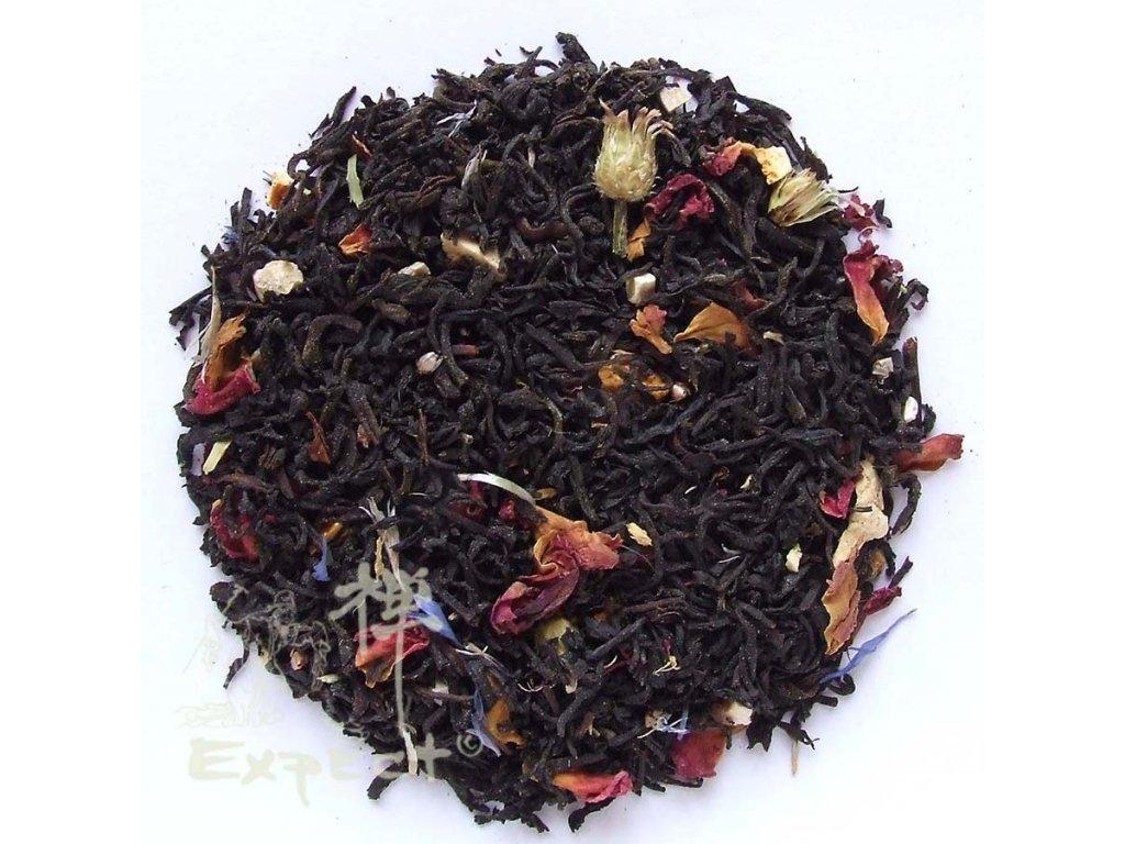 Aromatizovaný čaj Christmas black
