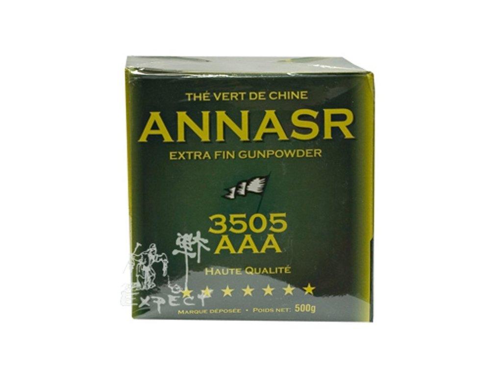 Zelený čaj Gunpowder Annasr 3505 AAA 400g