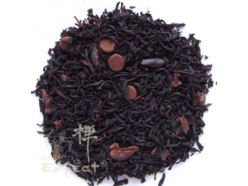 Aromatizovaný čaj Irish Cream black