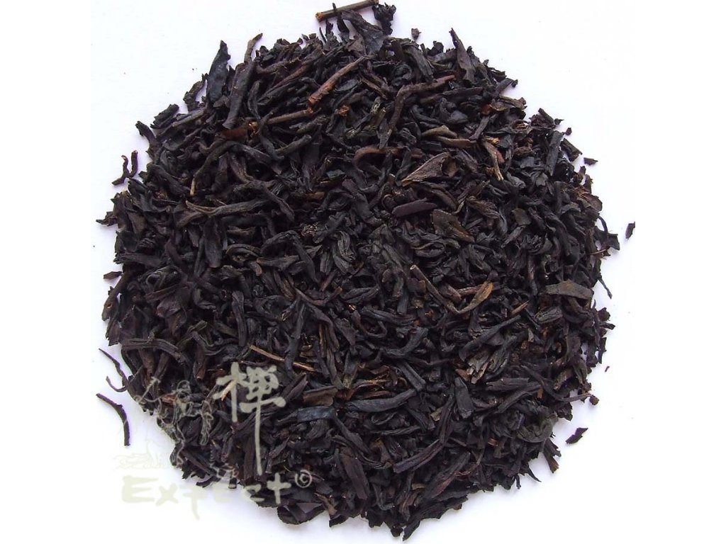 Aromatizovaný čaj Karamelový krém black