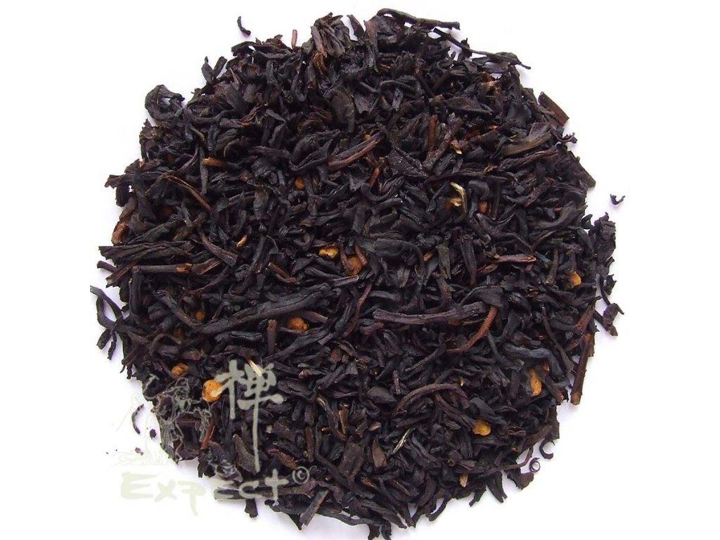 Aromatizovaný čaj Medový krém black