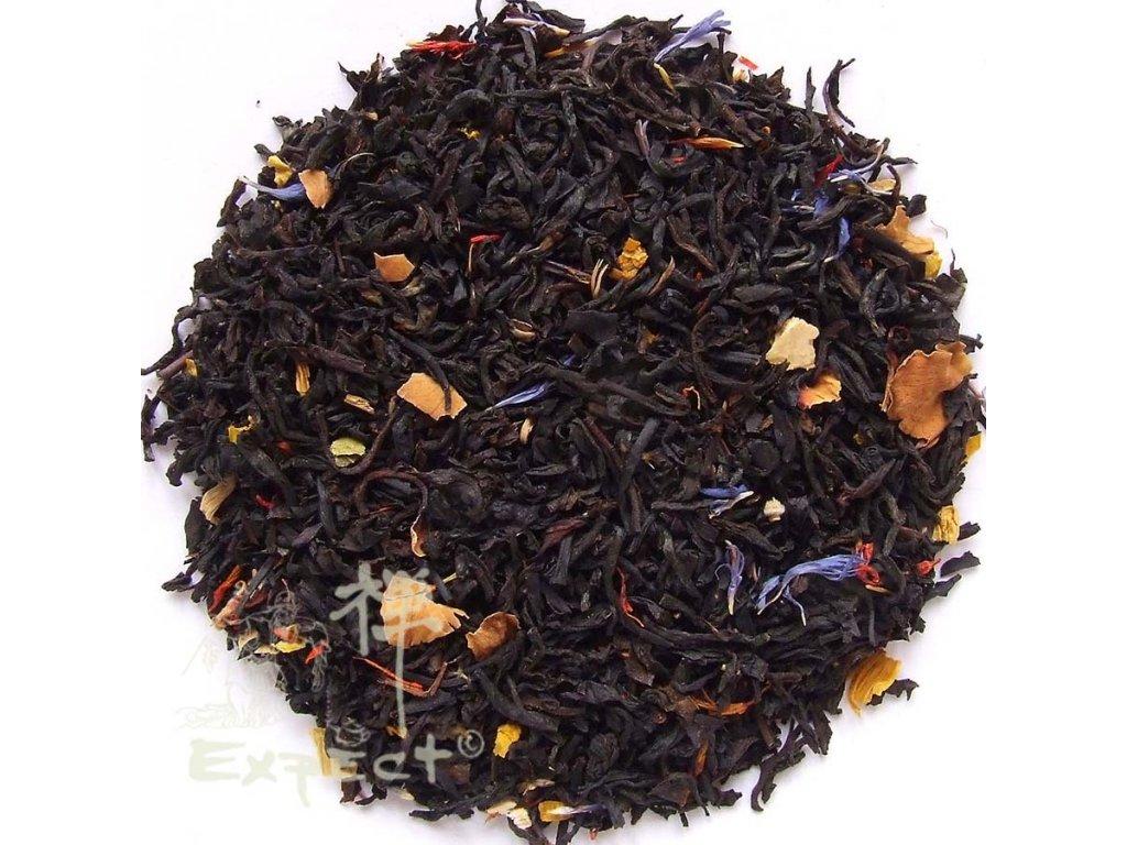 Aromatizovaný čaj Pacific Sun black