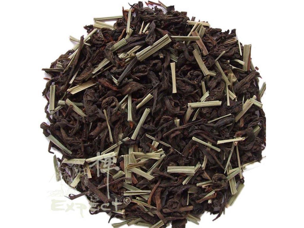 Čaj Pu Erh Africana_tmavý typ