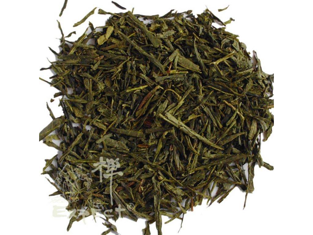 Aromatizovaný čaj Sencha Vanilkový krém