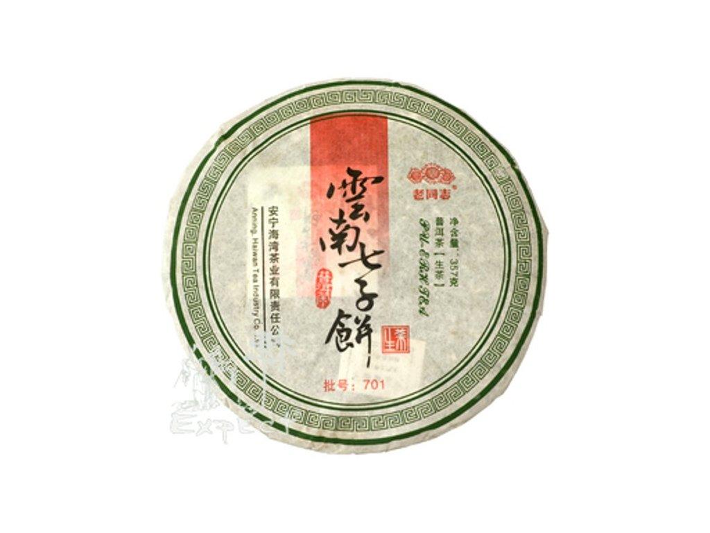 Čaj Pu Erh Lao Tong Zhi Beeng Cha Special 701 /07