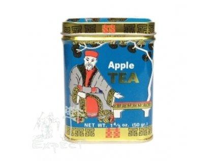 Aromatizovaný čaj Jablečný krém black 50g