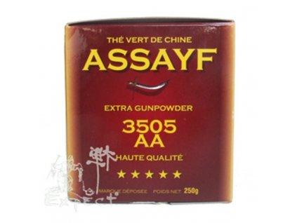 Zelený čaj Gunpowder Assayf AA 200g