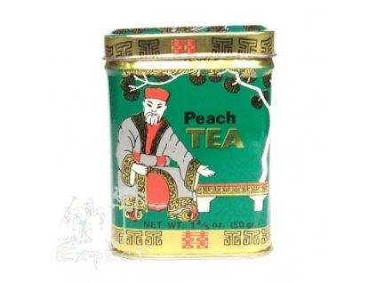 Aromatizovaný čaj Broskvový krém black 50g