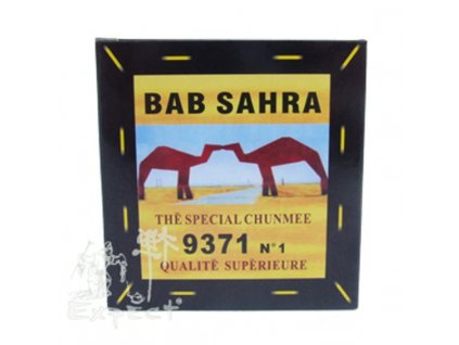 Zelený čaj Chun Mee Bab Sahra 9371 AAA 400g