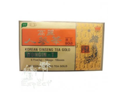 Korejský Ženšen Gold instantní/ 10x10x3g