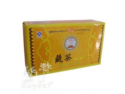 Čaj Pu Erh Kang Zhuan Tibetan brick zelený typ_500g