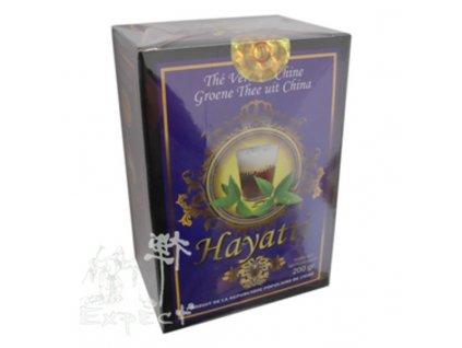 Zelený čaj Gunpowder Hayatii Extrafine 200g