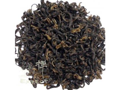 Černý čaj Yunnan Lincang Black Snail