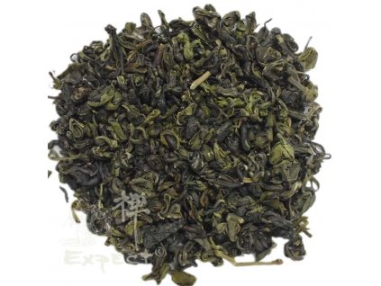Polozelený čaj China Haicha oolong Japanese style