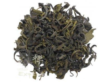 Zelený čaj Grusia OP OZURGETI prémium zelený čaj