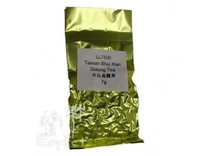 Oolongy čaj Formosa Shui Xian oolong 7g