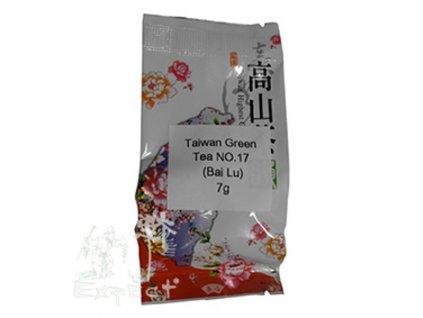 Zelený čaj Formosa Bai Lu No. 17 7g