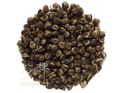 China Tai Mu Long Zhu - s jasmínovým květem Art tea