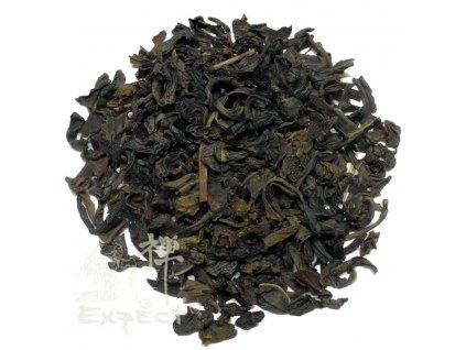 Polozelený čaj Ceylon oolong Kandy OPA