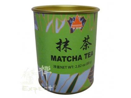 Zelený čaj China Matcha Box /dóza 80g