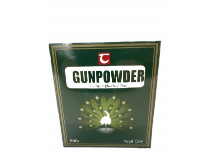 zelený čaj Gunpowder Special 500g
