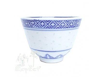 miska China porcelán Rice grain 7,5cm