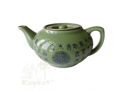 konvice China porcelán Celadon 900ml