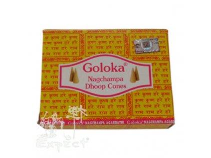 Indie Goloka Nag Champa dhoop